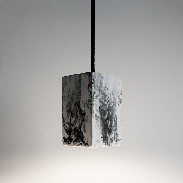 symbiosis-plaster-black-white-trialngle-suspension-lamp